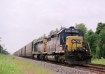 CSX 8349 SD-40-2