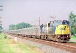 CSX 8767 SD-