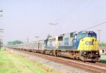CSX 8767 SD-60M