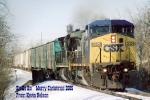 CSX 9024 CW44-9