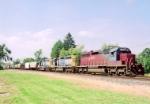 HLCX 6076 SD-40-2