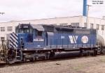 MRL 290  SDP-40