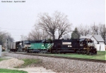 NS 2554 SD-70