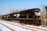 NS 2672 SD70M-2