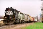 NS 3290 SD40-2
