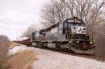 NS 3396 SD40-2