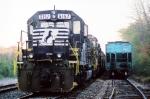 NS 6157 SD40-2