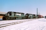 NS 6179 SD40-2