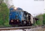 NS 8466 C40-8W
