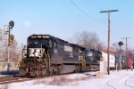 NS 8701 C40-8
