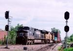NS 9004 C40-9W