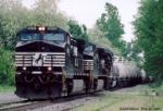 NS 9638 C40-9W