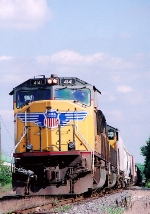 UP 4141 SD-70M