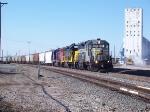 K&O grain train