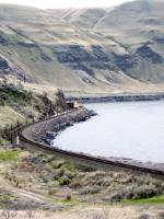 NB mty coal train