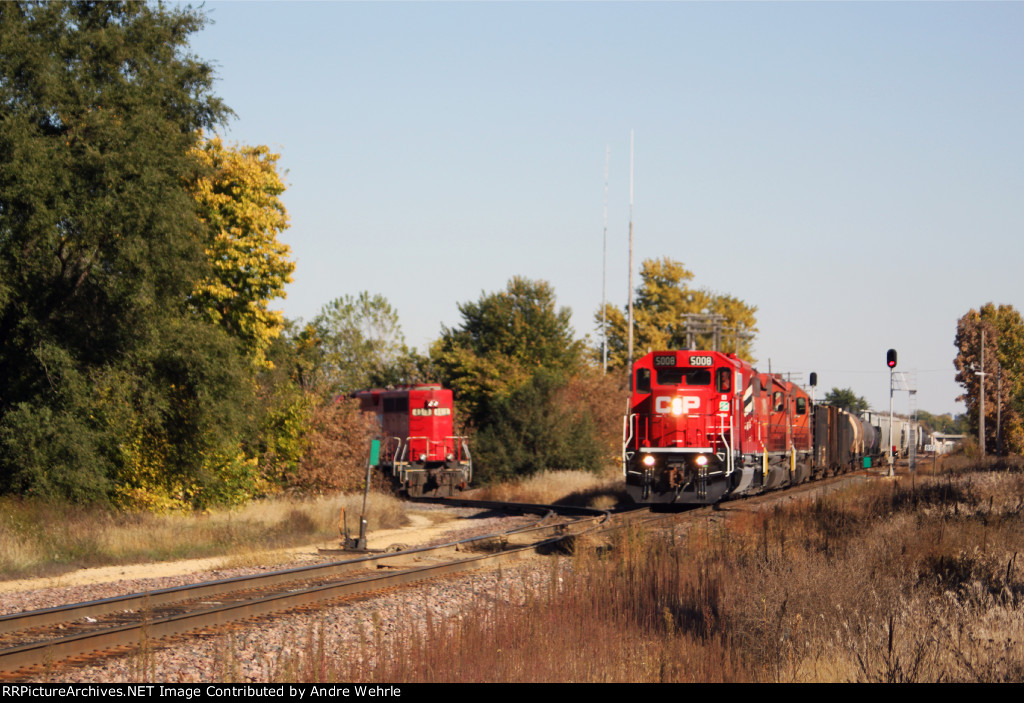 Shiny red EMD goodness