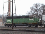 BNSF (patched BN) 2113