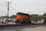 BNSF 2003 is their local engine sitting by the yard office