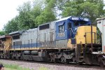 CSX 7558 or so I've been told