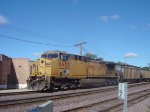 UP 6655 is DPU on the Sheboygan coal loads