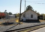 The old SAL freight station at mp S 199 on CSX