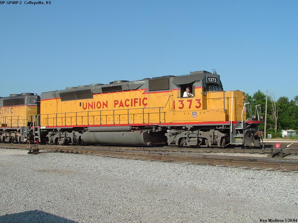 Former SP GP40P-2