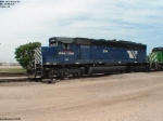 MRL SD45 in Oklahoma.