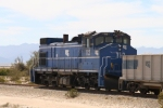 United States Gypsum narrow gauge industrial railroad