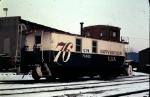 Grand Trunk Western Bicentennial Caboose 76002