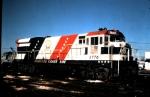 Seaboard Coast Line Bicentennial 1776
