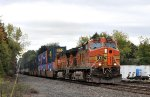 Burlington Northern Santa Fe GE C-44-9W 4560