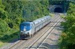 Amtrak GE P32AC-DM 711