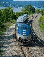 Amtrak GE P32AC-DM 707