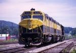 New York, Susquehanna & Western EMD F-45 3636