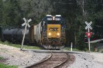 CSX A781-14 crosses old Hawthorne Rd at mile post AS 724