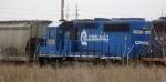 CSX 4426 moving through CSX yard in Decatur, Illinois.