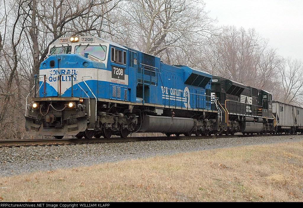 NS 630 NS 7208 /NS 7216 SD80MACS!