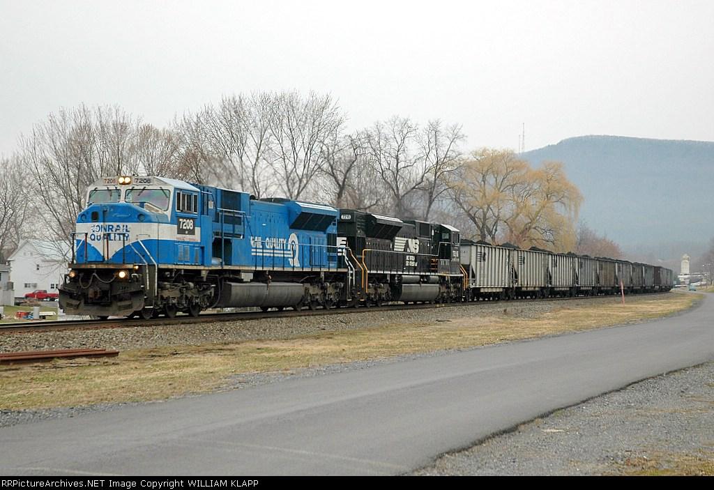 NS 630 NS 7208 / NS 7216 South Boyles
