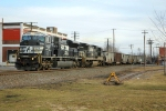 NS 631 NS 7216 SD80MAC