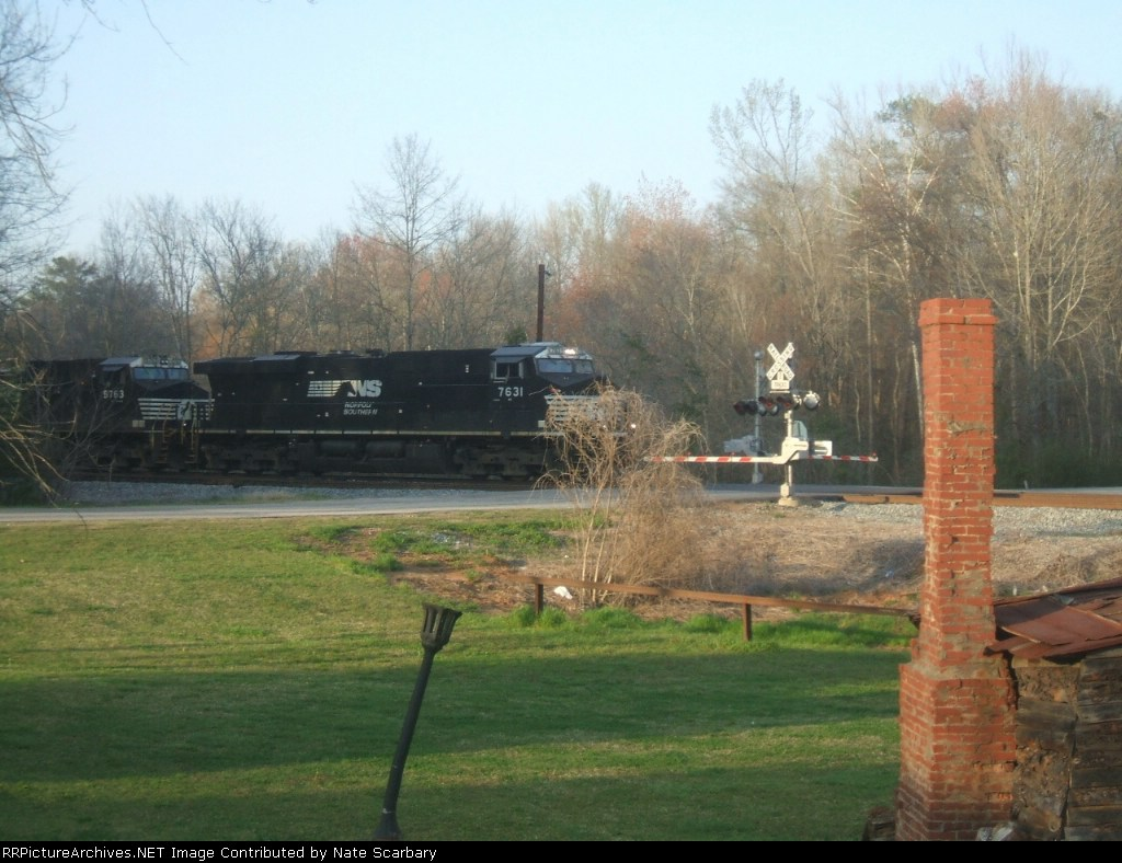 NS 7631 & 9763 pull'in
