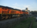 BNSF 6200 & 6019 facing the front