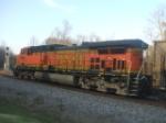 BNSF 5690 Push'in