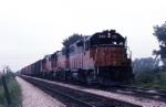 Milwaukee Road EMD GP-38-2 365