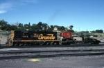 Denver, Rio Grande & Western EMD GP-9 5954