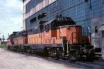 Milwaukee Road EMD GP-20 979
