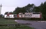 SOO Line EMD GP-40 735