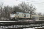 371 comes down from Grand Rapids Train #8