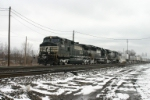 NS 9295 on Jersey pigs Train #10