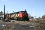 CN 5410 Train #17