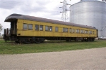 This privately owned Pullman sits on a spur along the Decatur Junction Railway in Central Illinois.